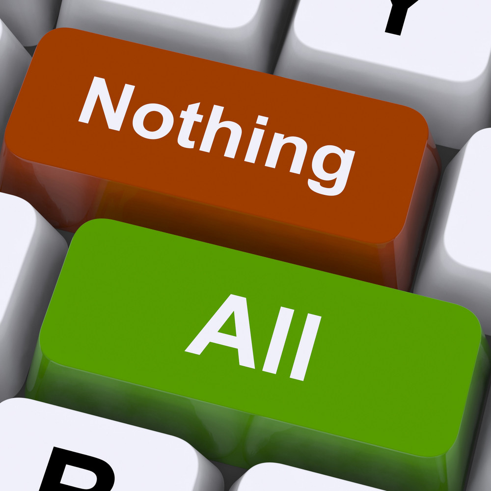 All Nothing Keys Mean Entire Or Zero