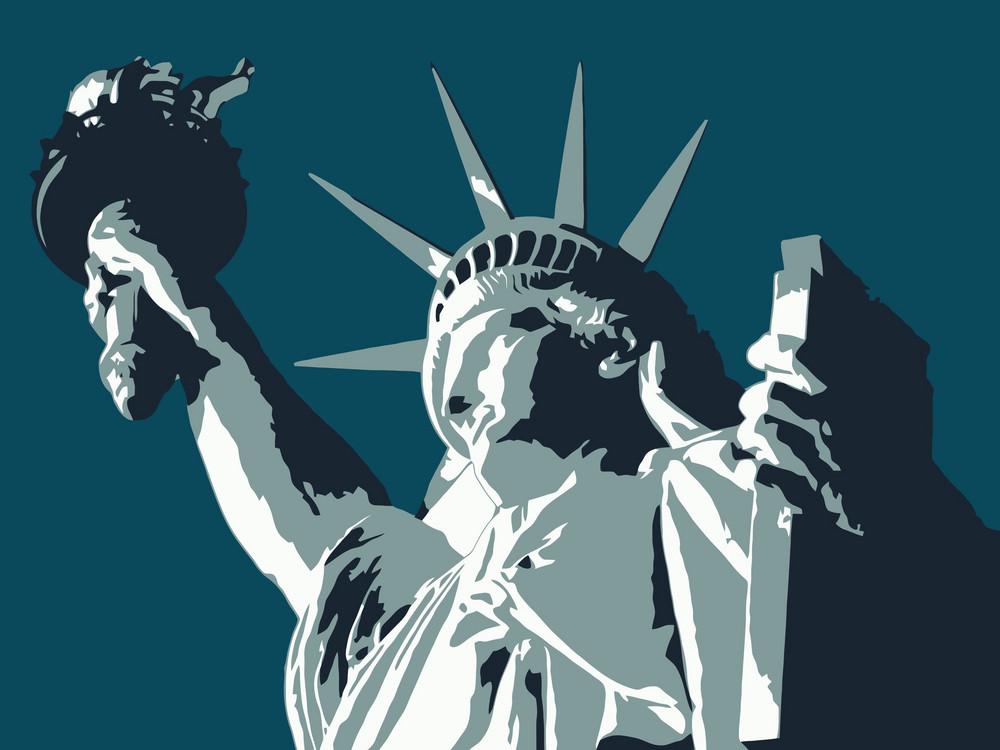 American Statue