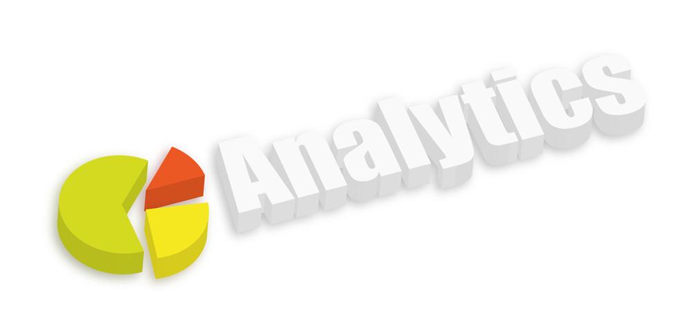 Analytics Business Pie Chart