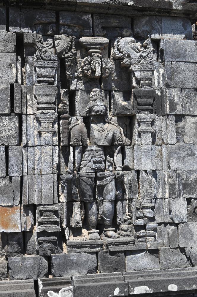 Ancient Borobudur Temple