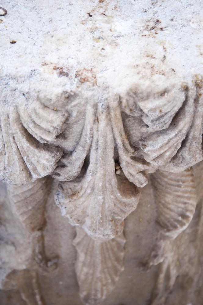 Ancient Column Detail