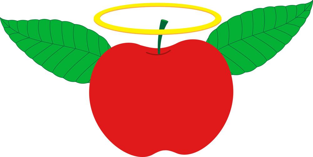 Angel Apple