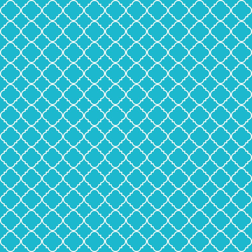 Quatrefoil Pattern Interesting Design