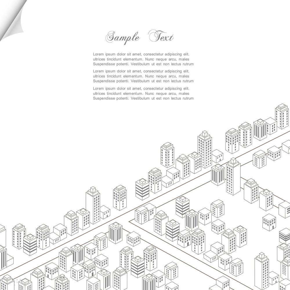Architecture Concept Background