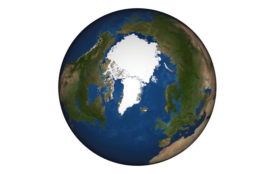 Arctic Circle - North Pole