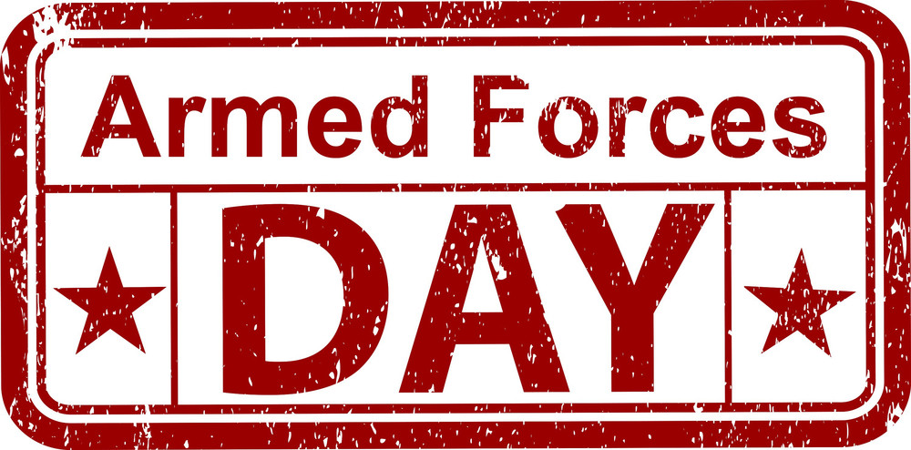 Armed Forces Day Stamp