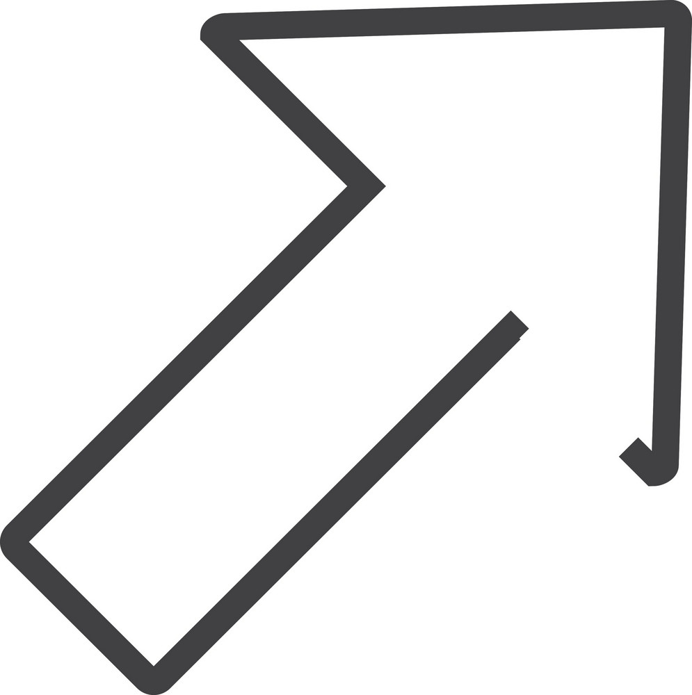 Arrow 14 Minimal Icon