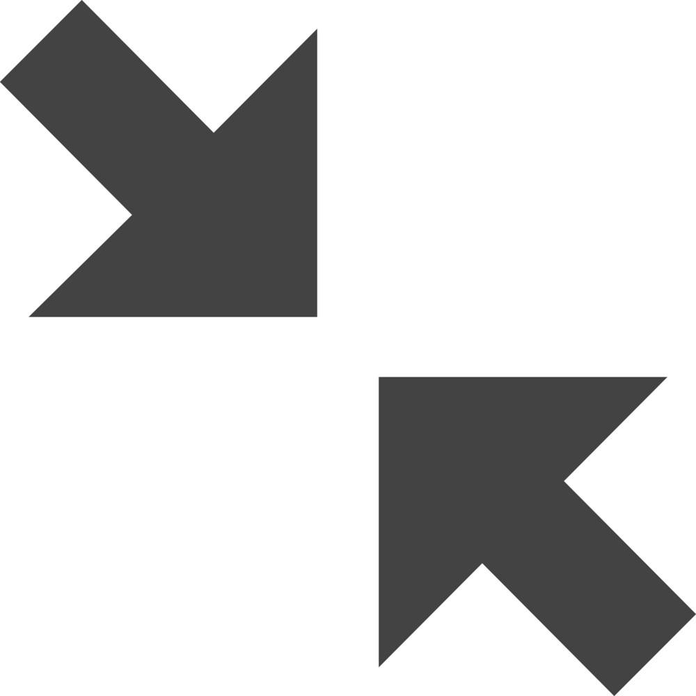 Arrow 16 Glyph Icon
