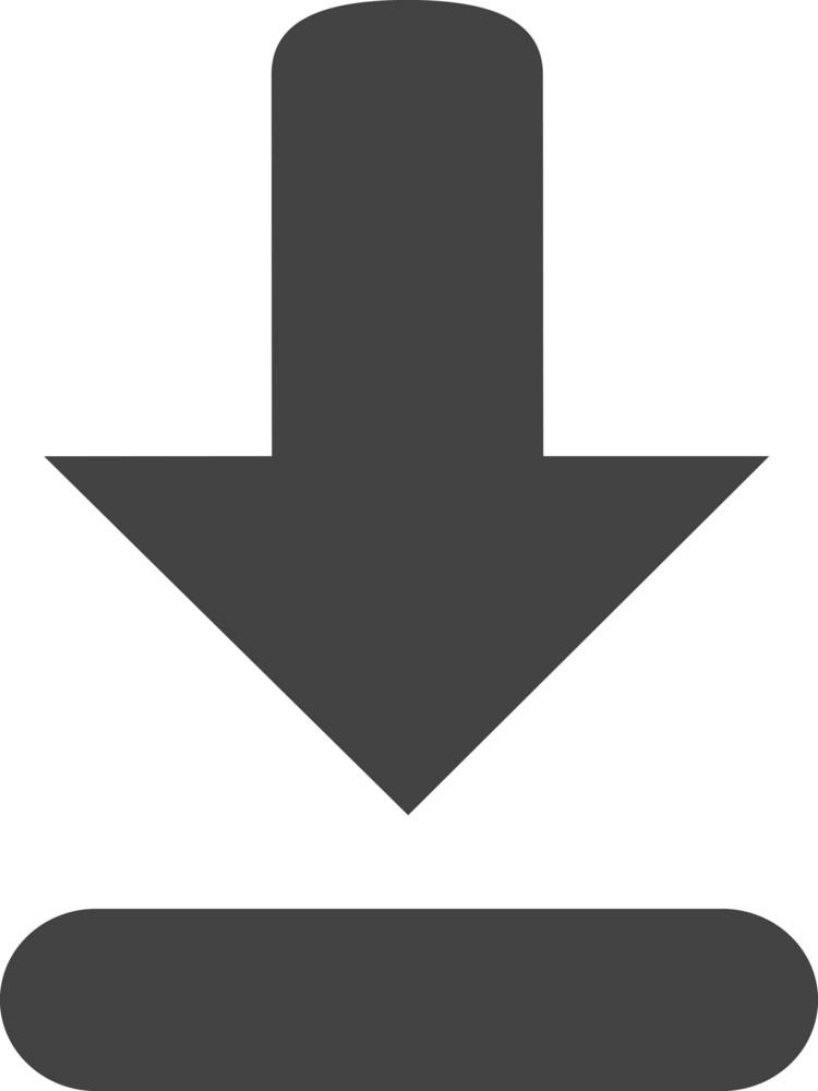 Arrow 33 Glyph Icon