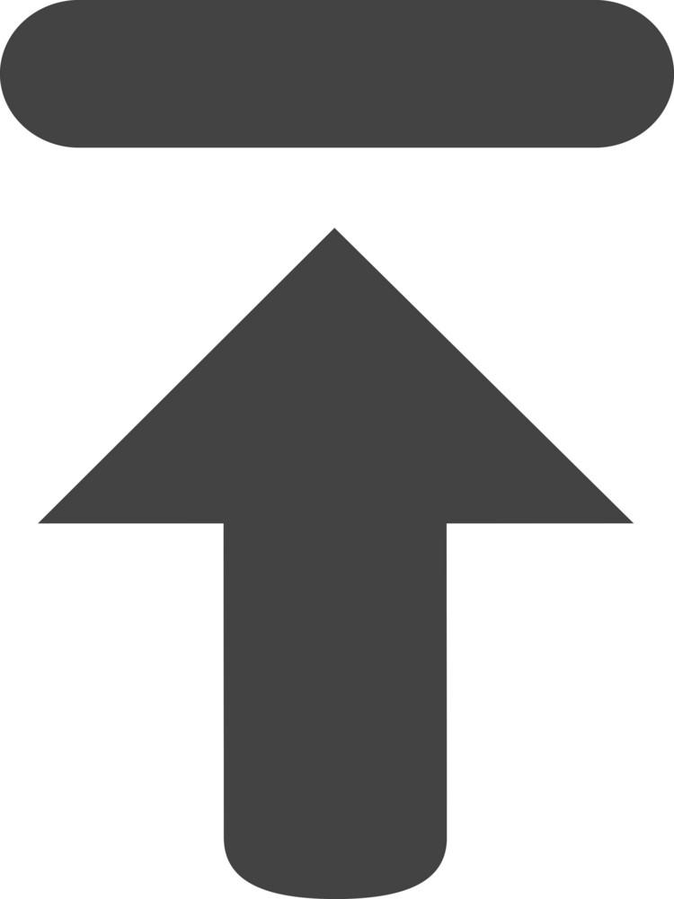 Arrow 42 Glyph Icon