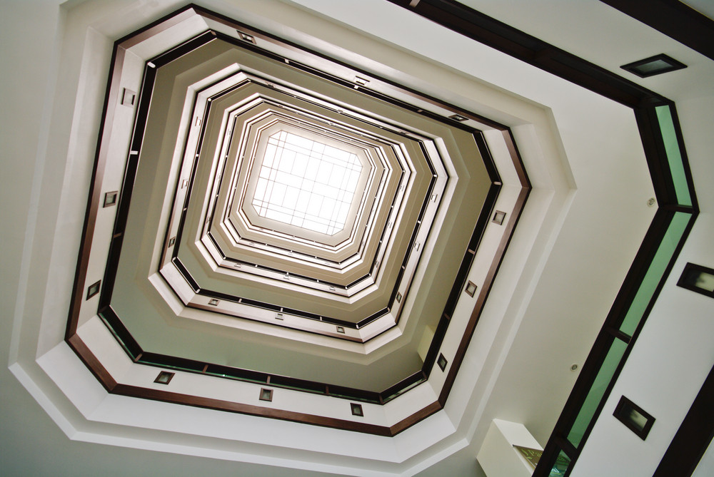 Art Hotel Building Thailand