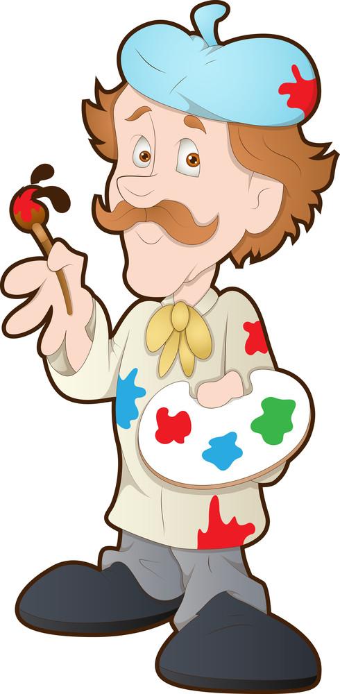 Artist - Cartoon Character