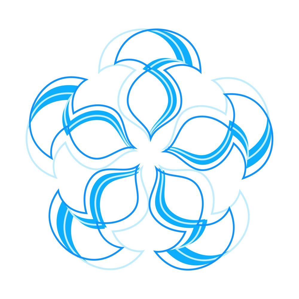 Artistic Decor Snowflake