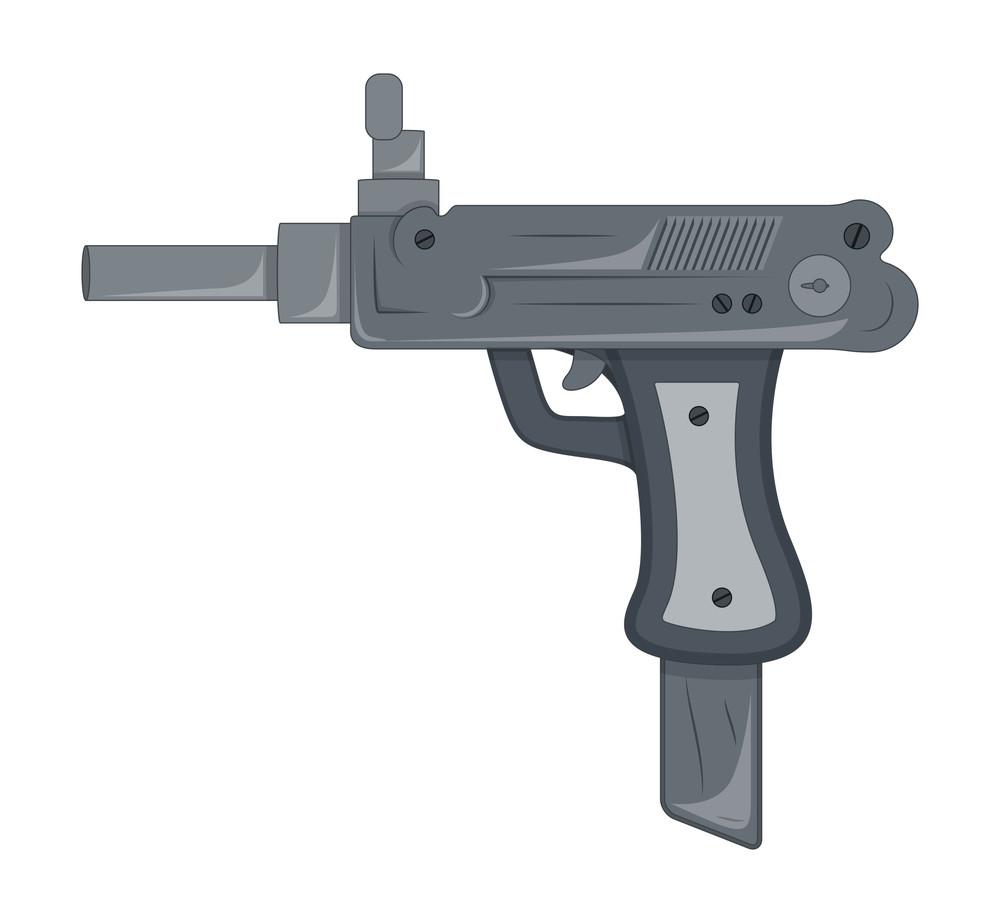 Artistic Gun