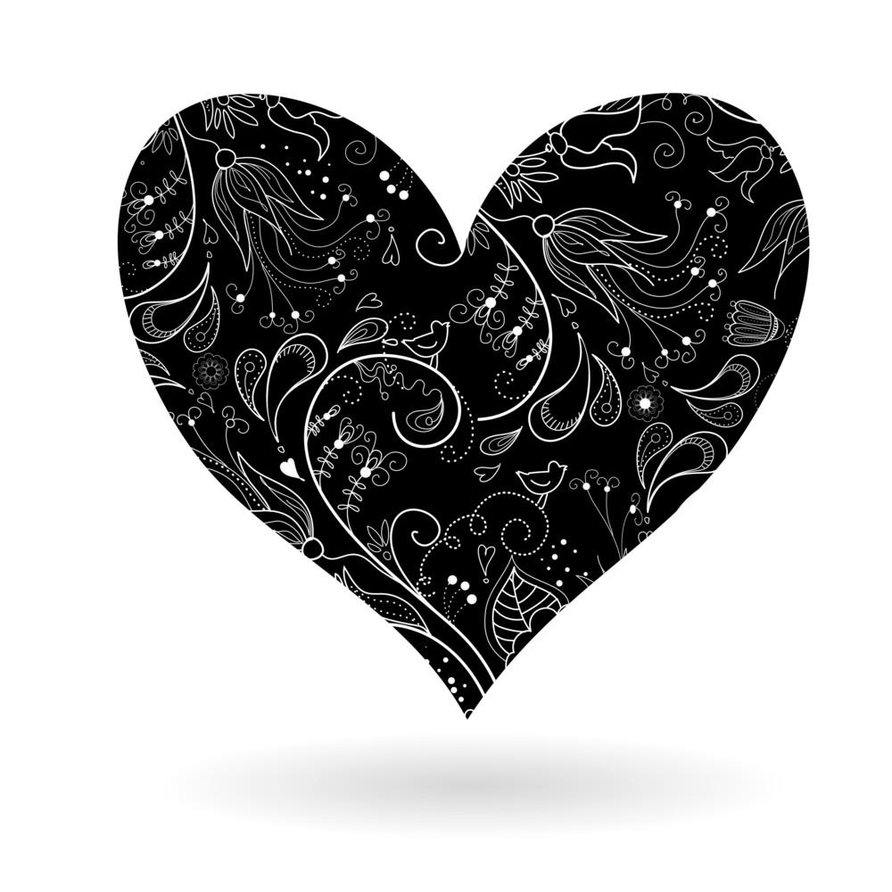Artistic Heart-shape-