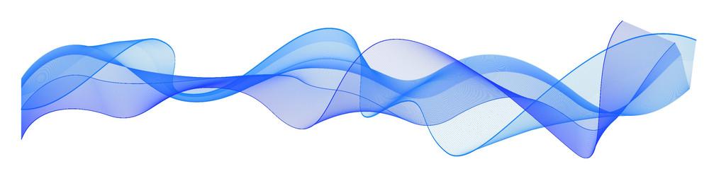Artistic Motion Lines Vector Design