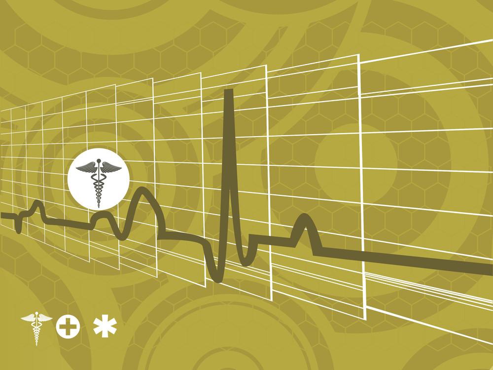 Artistic Pattern Medical Background