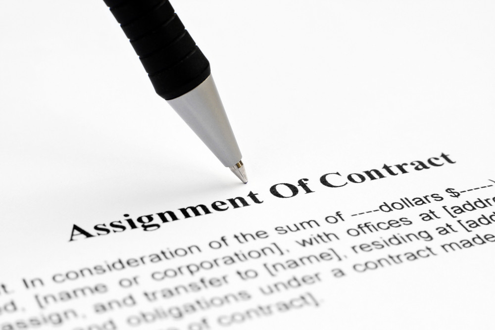 Assignment Of Contract