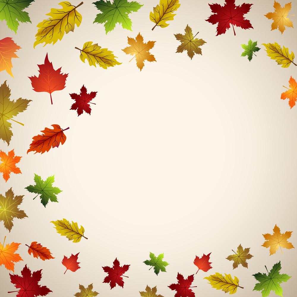 Autumn Season Concept