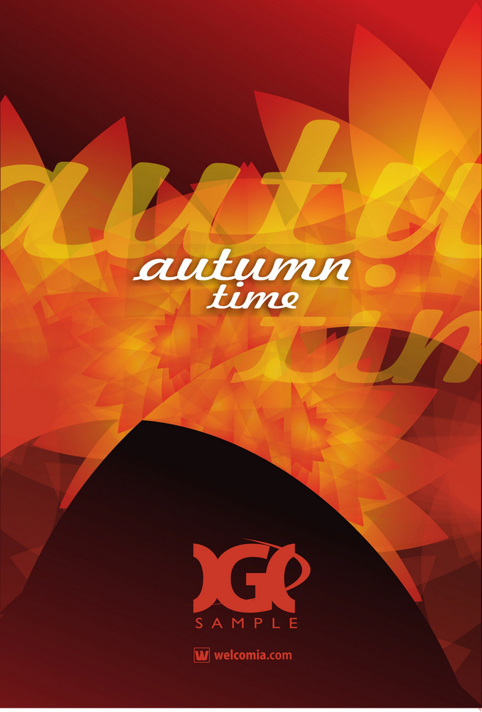 Autumn Vector Design
