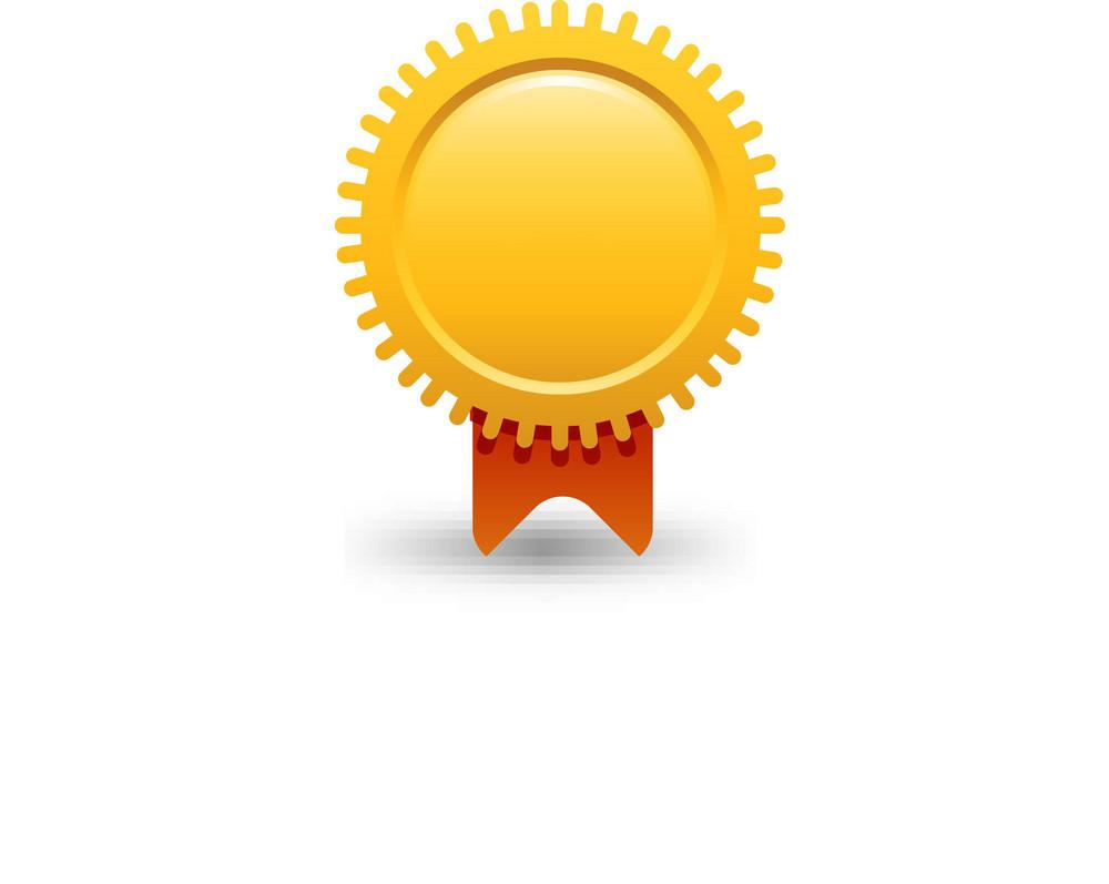 Award Ribbon Lite Plus Icon