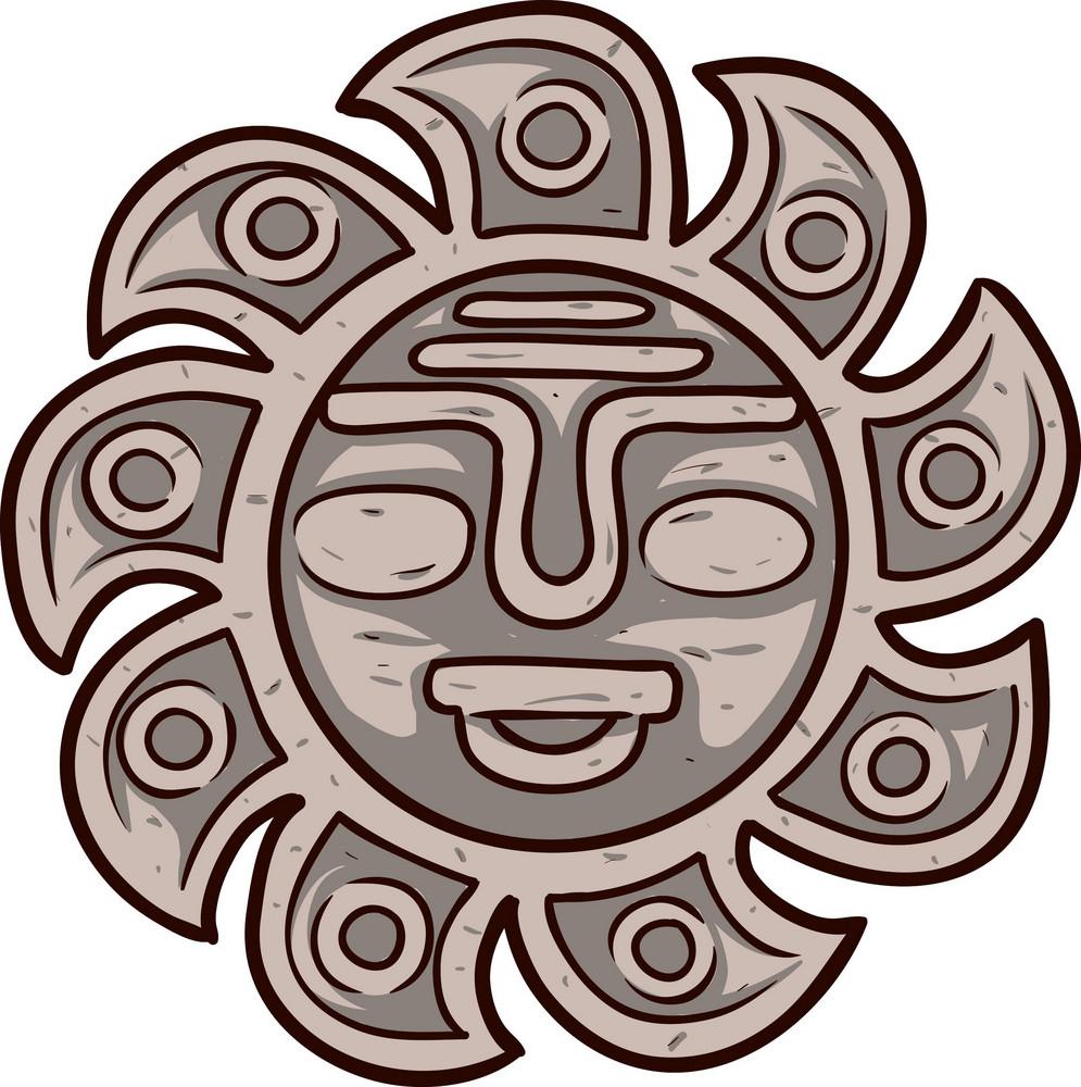 Aztec Vector Element
