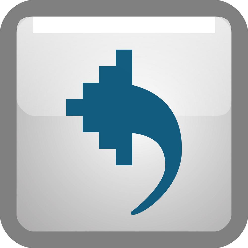 Back Arrow Tiny App Icon