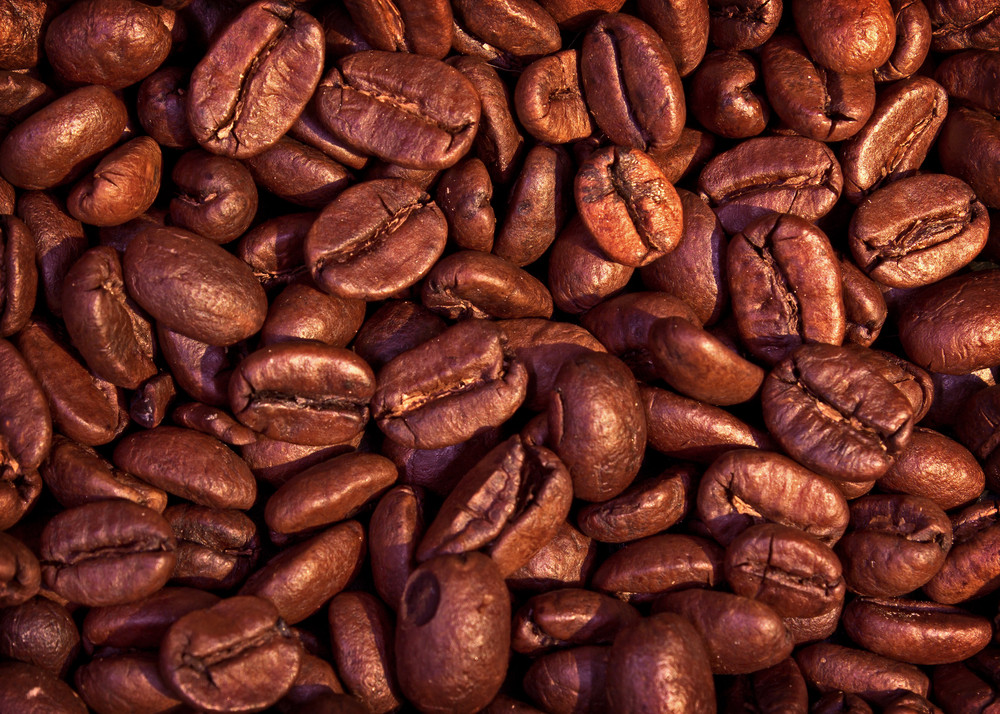 Background Coffee Beans
