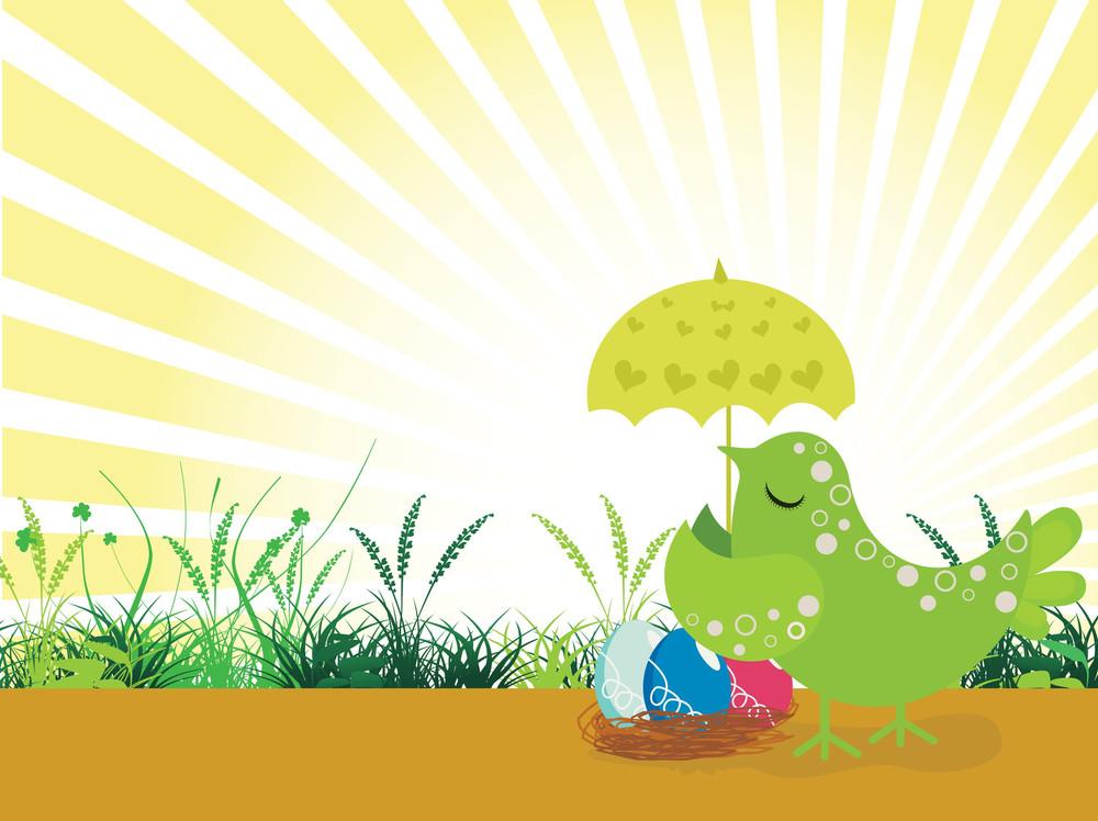 Background For Easter Celebration