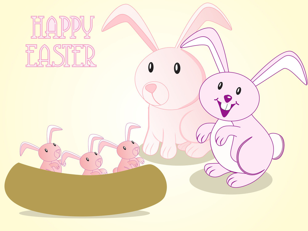 Background For Easter Day Celebration