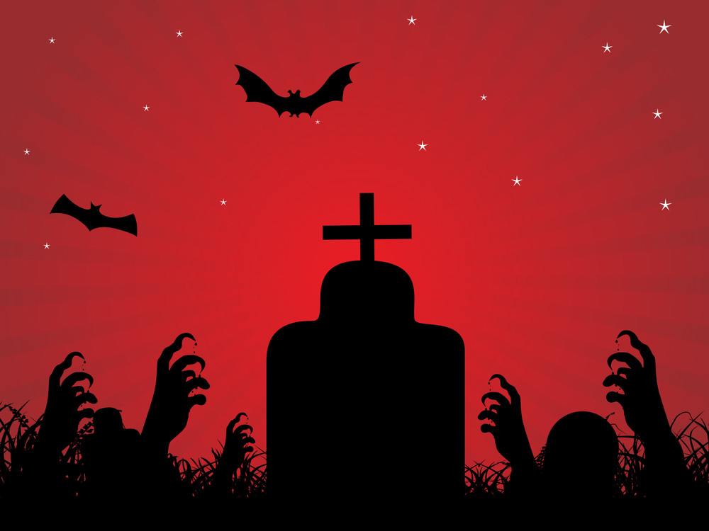 Background For Halloween Day