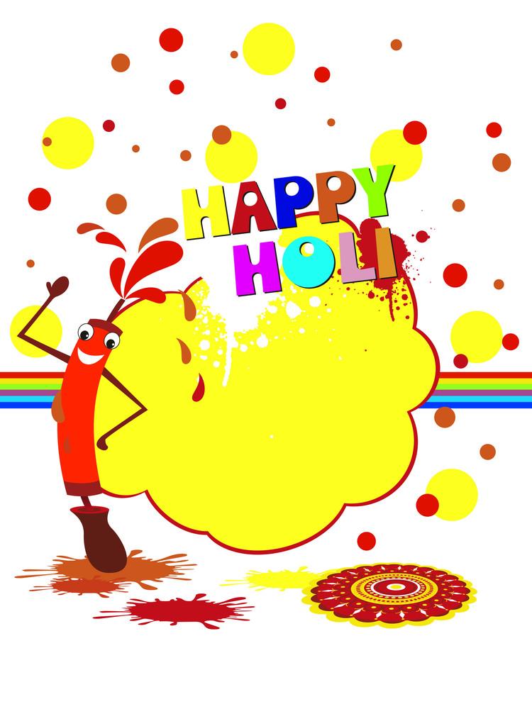 Background For Happy Holi