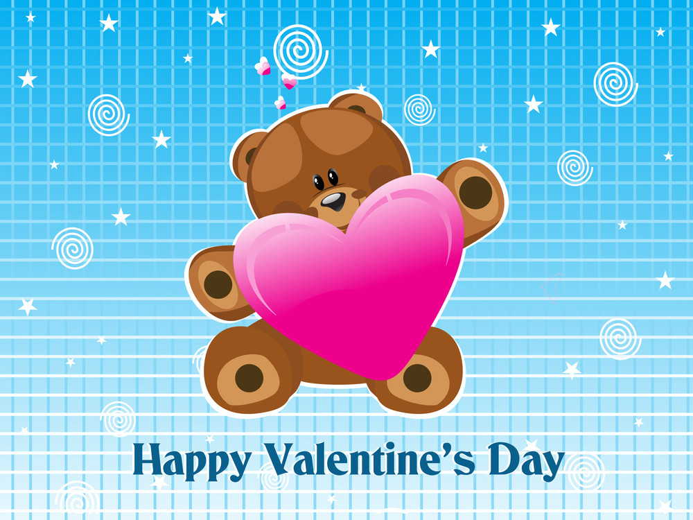 Background For Happy Valentine Day