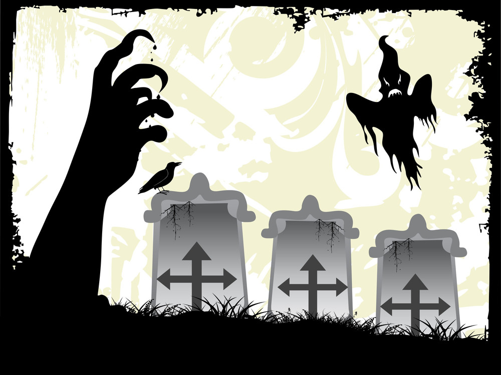 Background For Spooky Day
