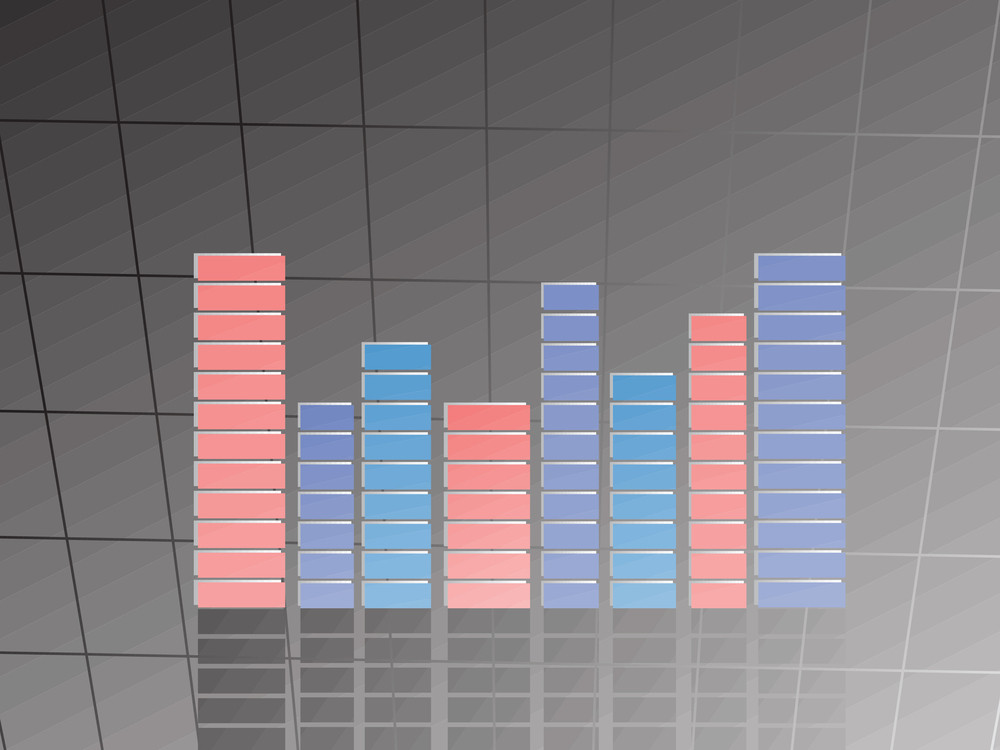 Background Of Musical Graph