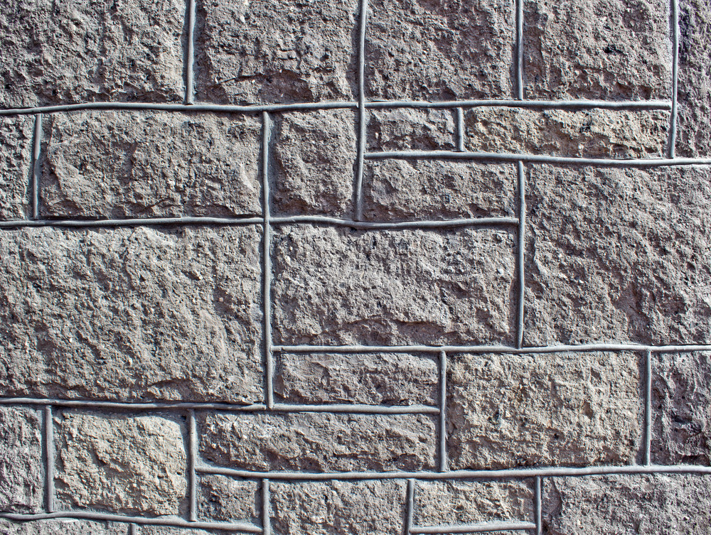 Background Patterned Bricks Wall Design Royalty Free Stock Image