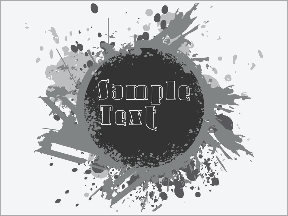 Background With Grunge