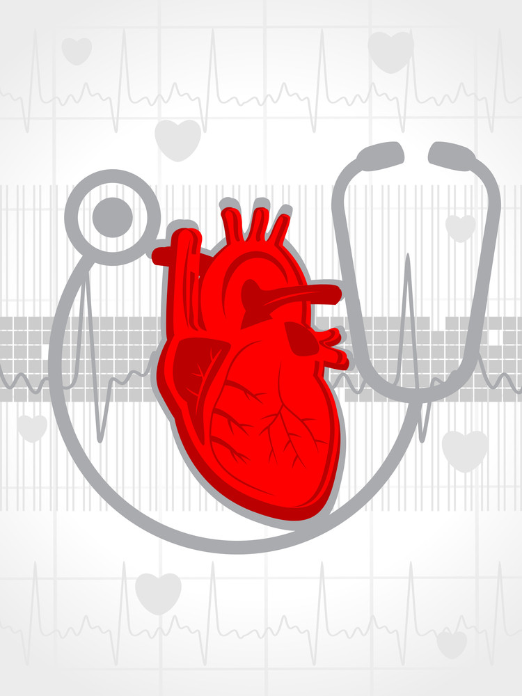 Background With Stethoscope