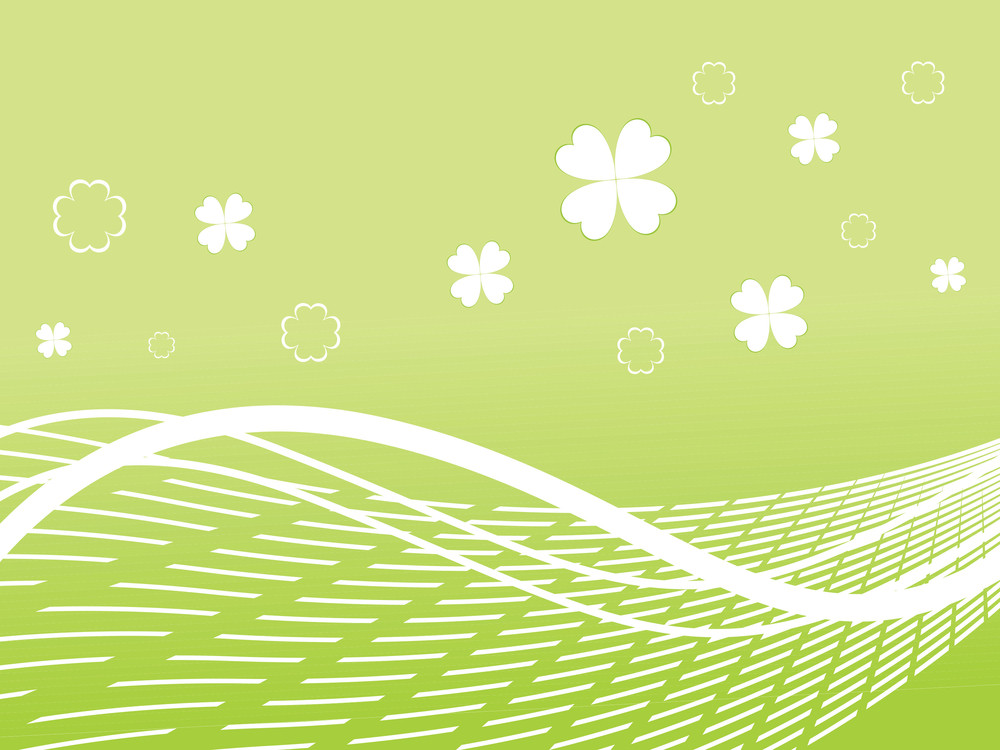 Background With Wave Design 17 March