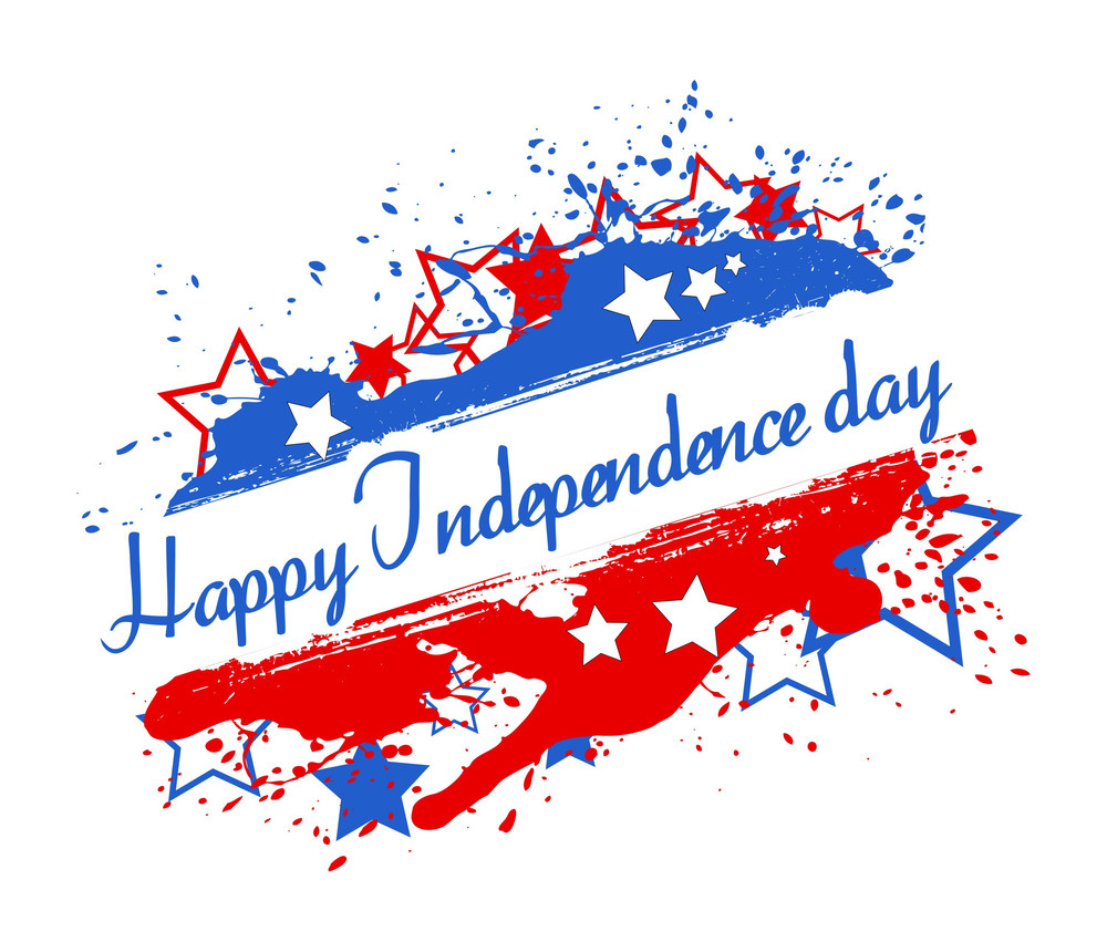 Banner 4th Of July Vector Theme Design