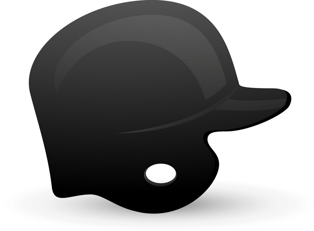 Baseball Helmet Lite Sports Icon