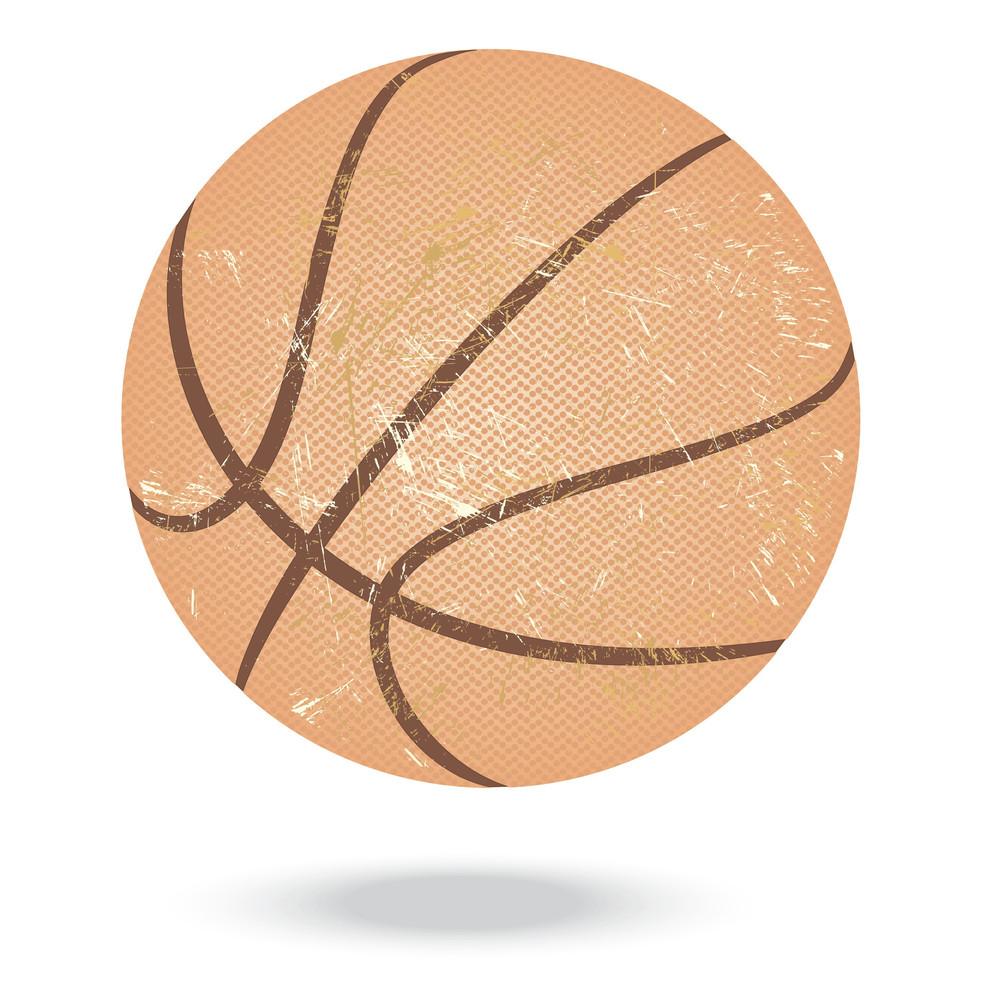 Basketball-vintage