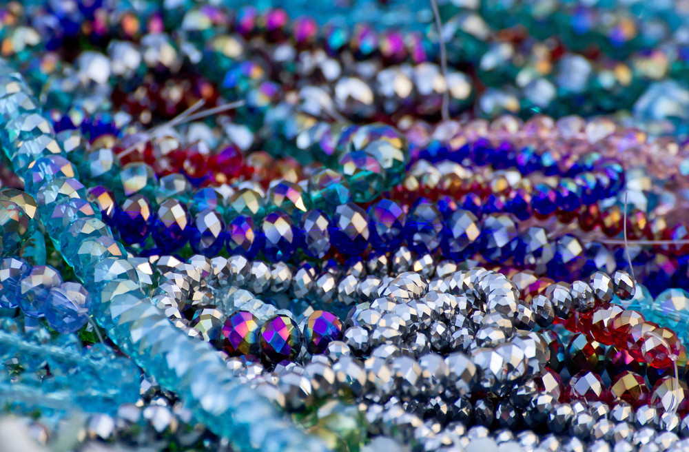 Beads Abstract