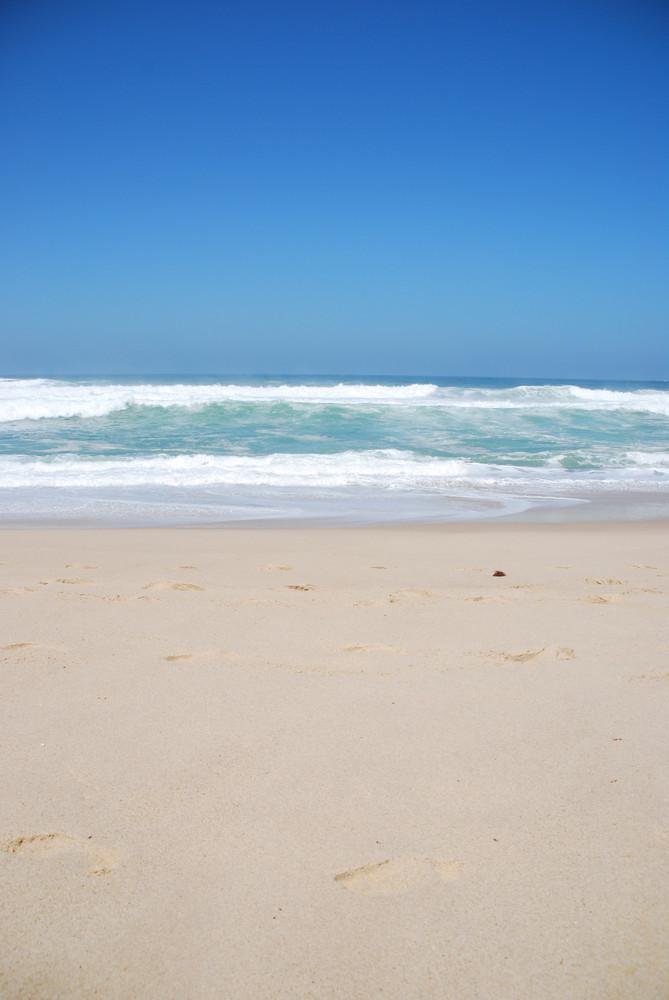 Beautiful Beach In Praia Del Rey