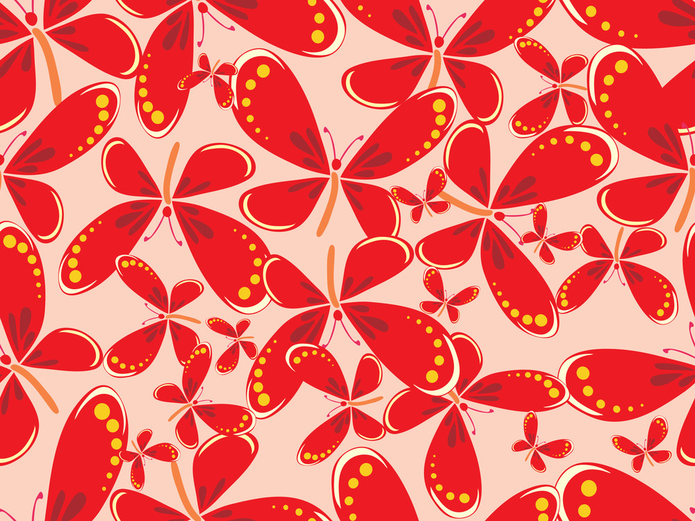 Beautiful butterfly pattern background royalty free stock image beautiful butterfly pattern background voltagebd Images