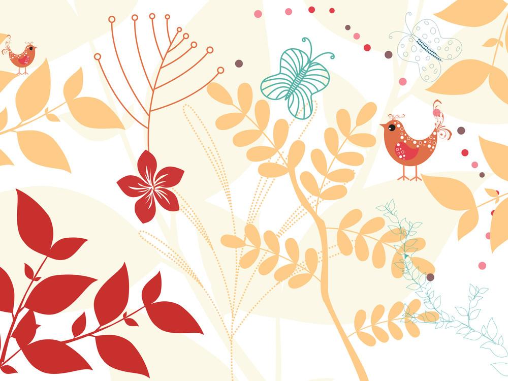 Beautiful Composition Illustration