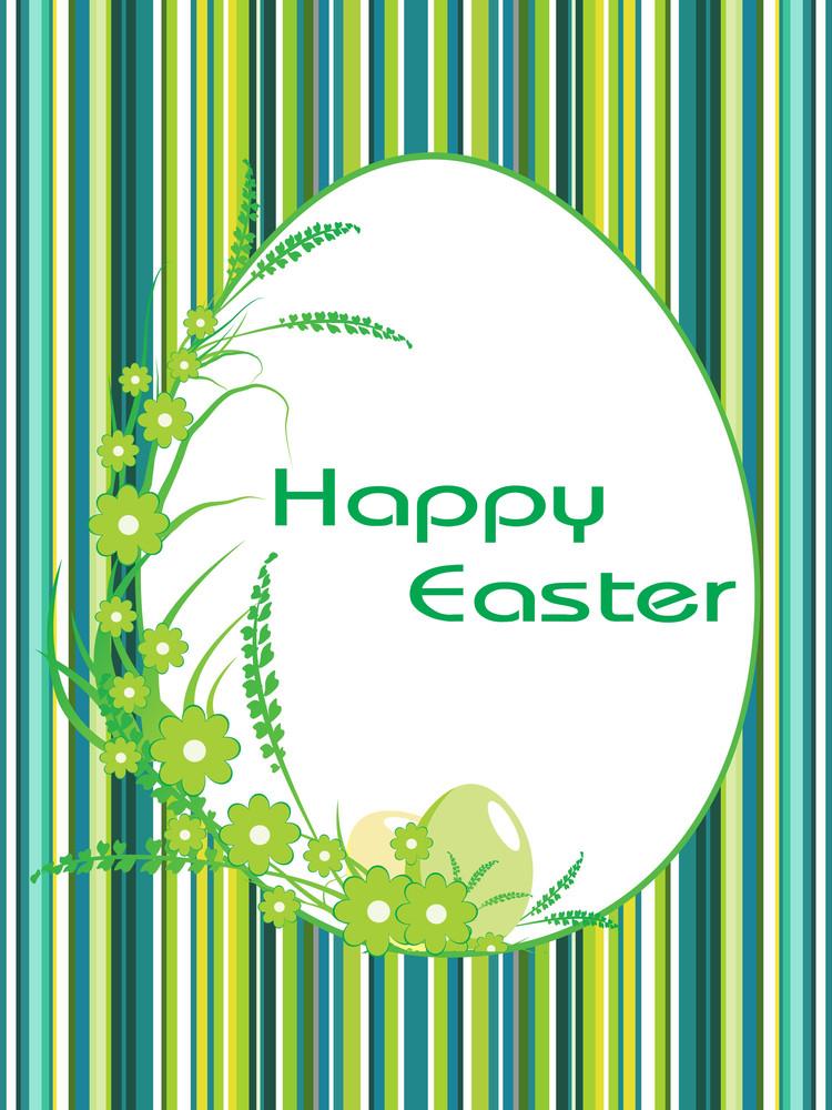 Beautiful Easter Card