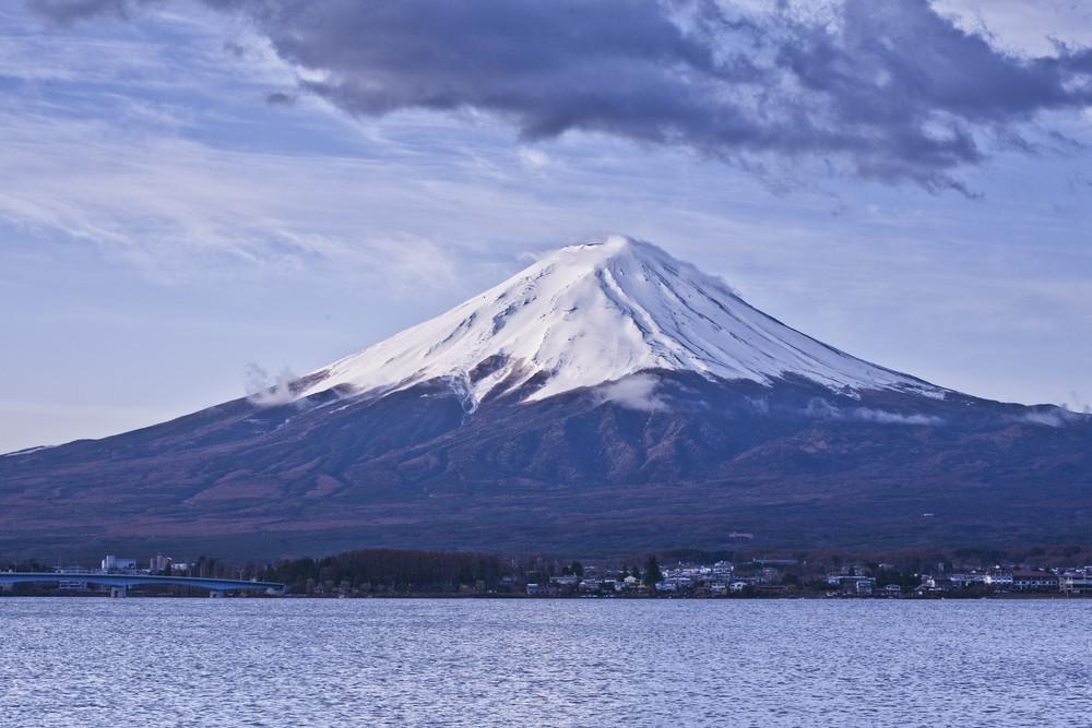 Beautiful Mount Fuji on Morning, japan