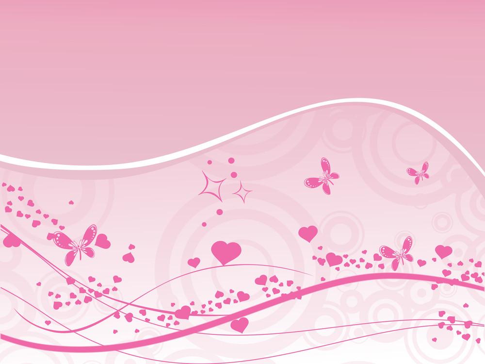 Beautiful Romantic Illustration