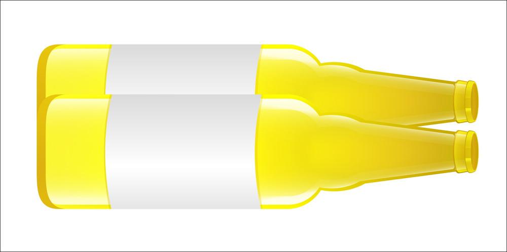 Beer Bottles Vector Designs